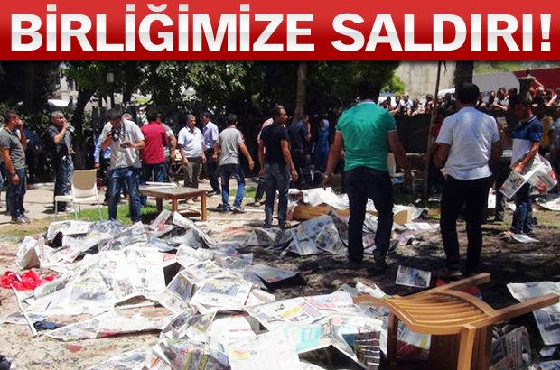 Şanlıurfa Suruç'ta intihar saldırısı