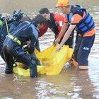 Serinlemek için girdikleri barajda boğuldular