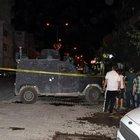 Cizre'de hükümet konağı ve karakola saldırı