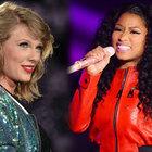 Nicki Minaj ve Taylor Swift atışması