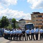 Şanlıurfa'ya 10 ayrı ilden takviye polis