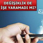 Reklam SMS'leri için şikâyet sistemi