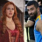 Meryem Uzerli ve Arda Turan'a mavi 'tık'!