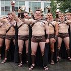 Pekin Polisi'nden 100 Spartalıya çıkartma