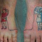 En yakın arkadaşınızla yaptırabileceğiniz dövmeler