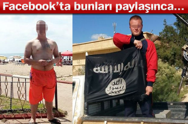 Tatilde IŞİD gözaltısı