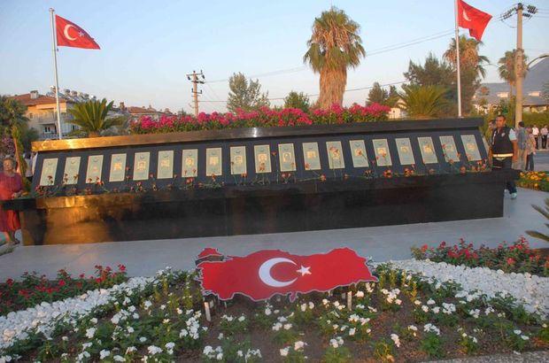 38 Şehit Diplomata Saygı Anıtı!