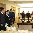 AK Parti ve CHP bir araya geldi