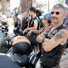 Motosiklet tutkunları cennette buluştu