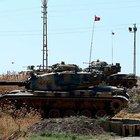 Esad rejiminin ateşine Türk askerinden misliyle karşılık!