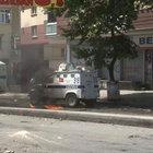 Gazi Mahallesi'nde polise silahlı saldırı: 1 polis şehit!