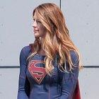 'Supergirl'ün set halleri
