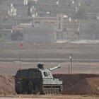 Türkiye Kürt güçlerinin kontrolündeki köyü vurdu