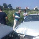 Ordu'da trafik kazaları: 6 yaralı