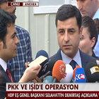 Selahattin Demirtaş: Barış bir adım ötemizde duruyordu