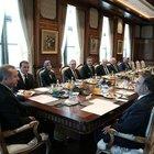 Cumhurbaşkanı Erdoğan İsmet Yılmaz'ı kabul etti