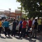 Siirt'te trafik kazası: 1 ölü 4 yaralı