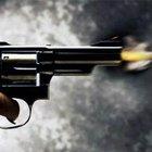 Düzce'de aralarında husumet bulunan iki kişi karşılaşınca silahlar konuştu