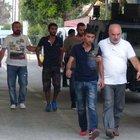 Mersin'de şafak operasyonu: 30 kişi gözaltına alındı
