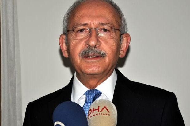 CHP lideri Kılıçdaroğlu'dan terör açıklaması