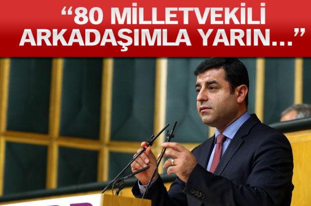 HDP'den flaş dokunulmazlık kararı!