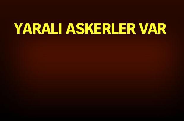 Şırnak'ta PKK'lılar ile asker arasında çatışma