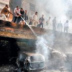Mısır'da yangın: En az 19 işçi yaşamını kaybetti