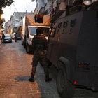 PKK, IŞİD ve DHKP-C'ye yönelik 5 ilde operasyon