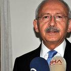 CHP lideri Kemal Kılıçdaroğlu'dan terör açıklaması