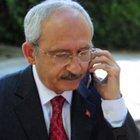 Kılıçdaroğlu'ndan şehit Sarpkaya'nın ailesine başsağlığı telefonu