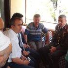 Şehit Ziya Sarpkaya için tören düzenlendi