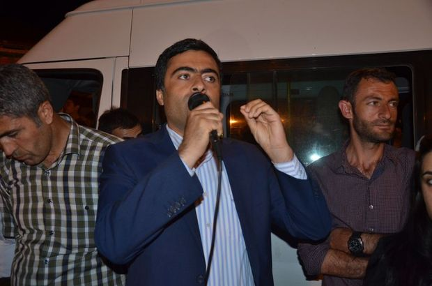 HDP'li vekil Abdullah Zeydan hakkında fezleke