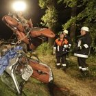 Almanya'da korkunç kaza!