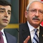 Kılıçdaroğlu: Demirtaş'tan talep gelirse görüşme olabilir