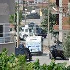 Cizre'de göstericiler polisle çatıştı