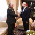 Orgeneral Özel'den Kılıçdaroğlu'na veda ziyareti