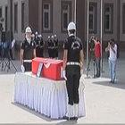 Mehmet Uyar için Diyarbakır Emniyet Müdürlüğü'nde tören düzenlendi