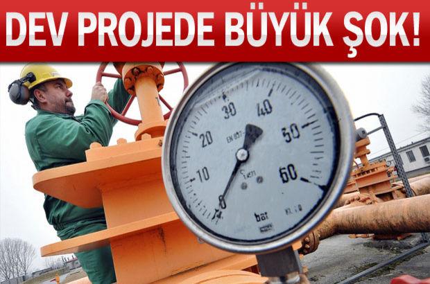 Türk Akımı Projesinde Son Durum