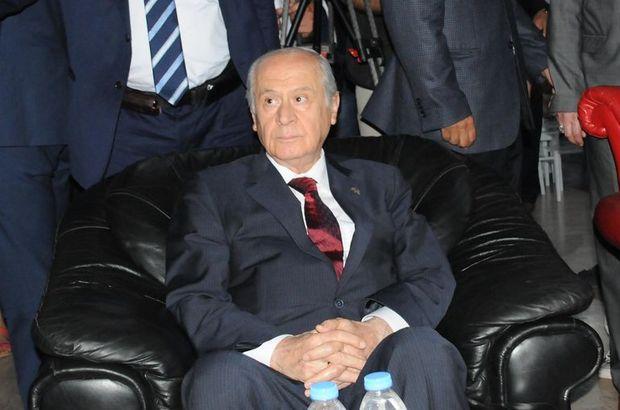 Devlet Bahçeli'den sürpriz koalisyon açıklaması
