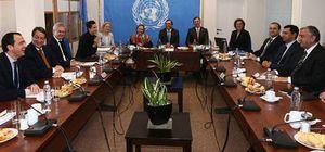 Birleşmiş Milletler Güvenlik Konseyi, Kıbrıs müzakere sürecinden memnun