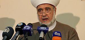 Filistin ve Kudüs'e Daimi Destek Derneği Başkanı El-Kurdi'den Arap ve İslam dünyasına çağrı