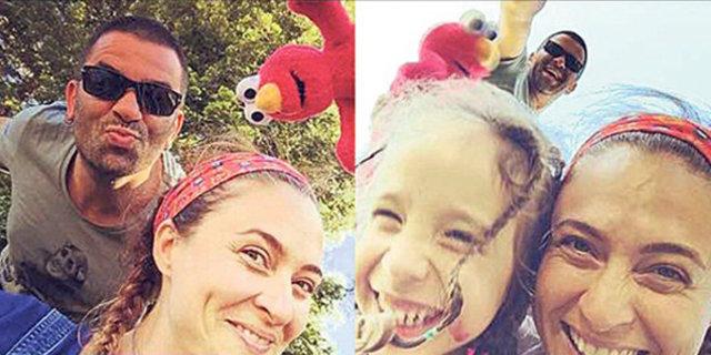 Bülent Şakrak, sevgilisi Ceyda Düvenci'nin gelişim bozukluğu olan kızına sahip çıktı...