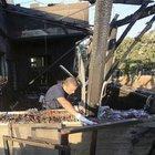 Batı Şeria'da kundaklanan evde 18 aylık bebek öldü