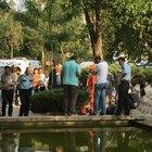 Ankara'da süs havuzunda ceset bulundu