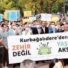 Kurbağalıdere protestosu