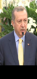 Cumhurbaşkanı Erdoğan: '16 bin yabancı savaçı sınırımıza girememiştir'