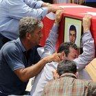 Şehit polisler İsa İpek ve Serdar Kazar için tören düzenlendi