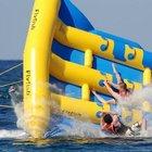 Kemer'de su sporu kazası: 1 ölü, 1 yaralı