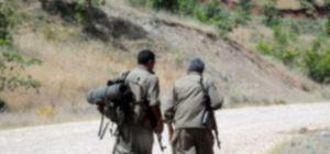 PKK'lılar teçhizatlarını çatışma yerinde bıraktı