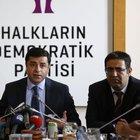 Selahattin Demirtaş: Araç ve işyeri yakma olayları mazeretsiz durdurulmalı
